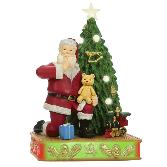 Hallmark Christmas In July 2019 Ornaments.2019 Once Upon A Christmas 9th O Christmas Tree Requires Magic Cord