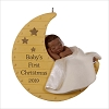 2019 Baby's First Christmas African American - Ships Oct 7