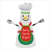 2020 Baking Spirits Bright Snowman