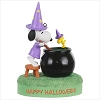 2020 Peanuts Toil and Trouble Snoopy With Cauldron *Halloween