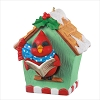 2020 Caroling Cardinal in Birdhouse *Magic