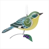 2020 Beauty of Birds Complement Lady Black Throated Blue Warbler *Ltd. Qty. (July Release)
