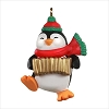 2020 Accordion Playing Penguin *Club *Miniature