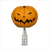 2020 Nightmare Before Christmas Pumpkin King Tree Topper *Miniature