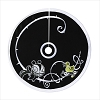 2020 Miniature Tree Skirt - Nightmare Before Christmas Scary Teddy and Undead Duck