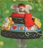 2000 The Christmas Belle Mouse