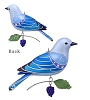 2019 Beauty of Birds Blue-Gray Tanager *KOC Event Repaint
