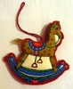 1979 Cloth Rocking Horse (NP)