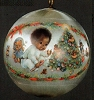 1980 Baby's First Christmas African American Ball