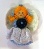 1980 Yarn Angel (MIP) *Blue
