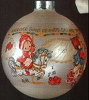 1983 Betsey Clark 11th Christmas Happiness Ball (NB)