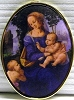 1986 Art Masterpieces 3rd Madonna and Child