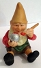 1987 Emil the Toymaker Elf Figurine