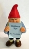 1987 Kurt the Toymaker Elf Figurine