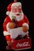 1995 Cool Santa Coca Cola Coke - Miniature  *Club