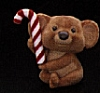 1984 Koala With Candy Cane *MM Christmas