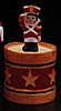 1985 Soldier on Drum Container *MM Christmas
