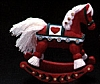 1982 Rocking Horse *MM Christmas