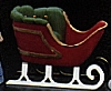 1980 Sleigh *MM Christmas