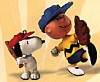 1999 Batter Up! Charlie Brown & Snoopy set/2