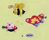 2003 Buzz-a-Dee Bugs set/3