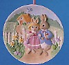 1997 Collector's Plate 4th & Final Sunny Sunday Best