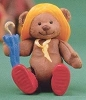2002 Itty Bitty Bear Raindrop - April *MM