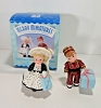 1999 Madame Alexander Park Avenue Wendy and Alex the Bellhop Set/2 *MM