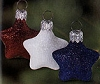2000 Lil' Stars (Patriotic) *Blown Glass