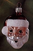 2000 Lil' Mr.Claus *Blown Glass