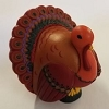 1985 Turkey Maroon W/ Orange Head *MM Thanksgiving
