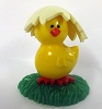 1974 Chick in Egg Shell Hat *MM Easter *Hard to Find