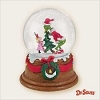 2006 Santy Claus and Cindy-Lou Who Snow Globe Table Topper
