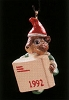 1992 Chipmunk Parcel Service *Miniature *Club