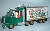 2003 Here Comes Santa 25th & Final Santa's Big Rig *Colorway RTW GREEN