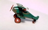 2002 Miniature Kiddie Car Classics 8th Biplane Colorway *Miniature