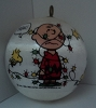 1978 Peanuts Ball Charlie Wrapped in Lights (NB)