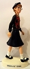 2002 American Girl Molly Figurine