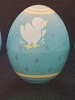 1986 Egg - Ducks in the Rain *MM Easter