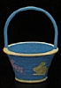 1986 Basket Container *MM Easter