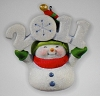 2011 Frosty Fun Decade *Hallmark Retail Associate Gift
