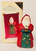 2005 Santas From Around the World England *Retailer Incentive Award *Signed by Edyth