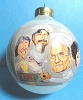 1993 Artist Caricature Ball - Circle of Friendship (EVENT) *Club