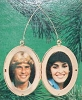 1984 First Christmas Together-Brass Locket