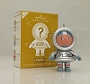 2012 Mystery Frosty Ornament SILVER Astronaut