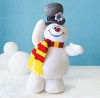 2010 Frosty the Snowman Plush With Tag *New