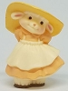 1987 Girl Lamb In Bonnet *MM Easter