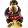 Valentine Gorilla Stuffy No Tag
