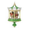 2017 Christmas Carousel 1st *Miniature *Repaint KOC Event Game Prize