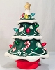 2009 Musical Gumdrop Christmas Tree No Tag *Lights Up
